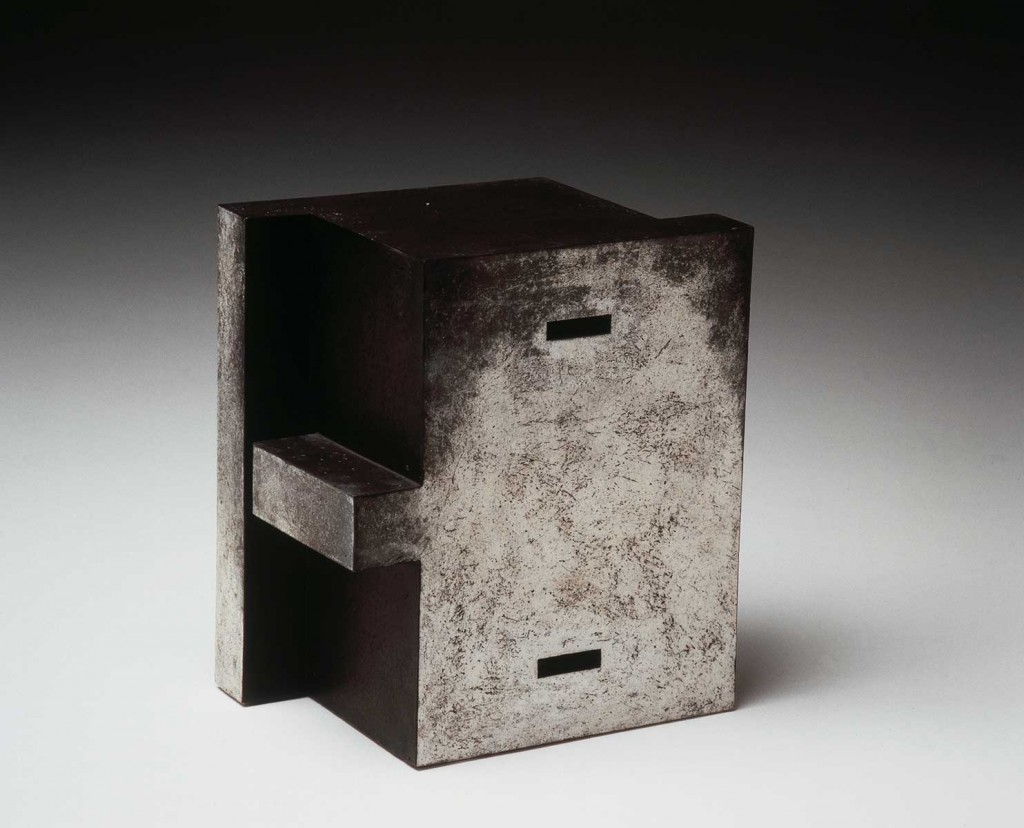 13_Architecture for the Look_Enric Mestre_escultura