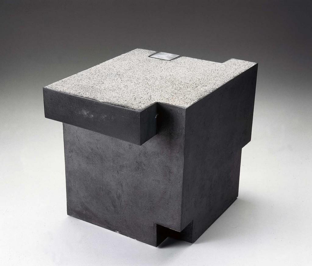 14_Architecture for the Look_Enric Mestre_escultura