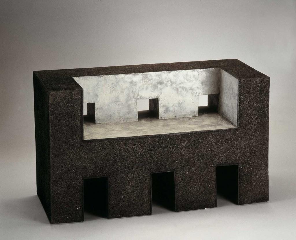 15_Architecture for the Look_Enric Mestre_escultura