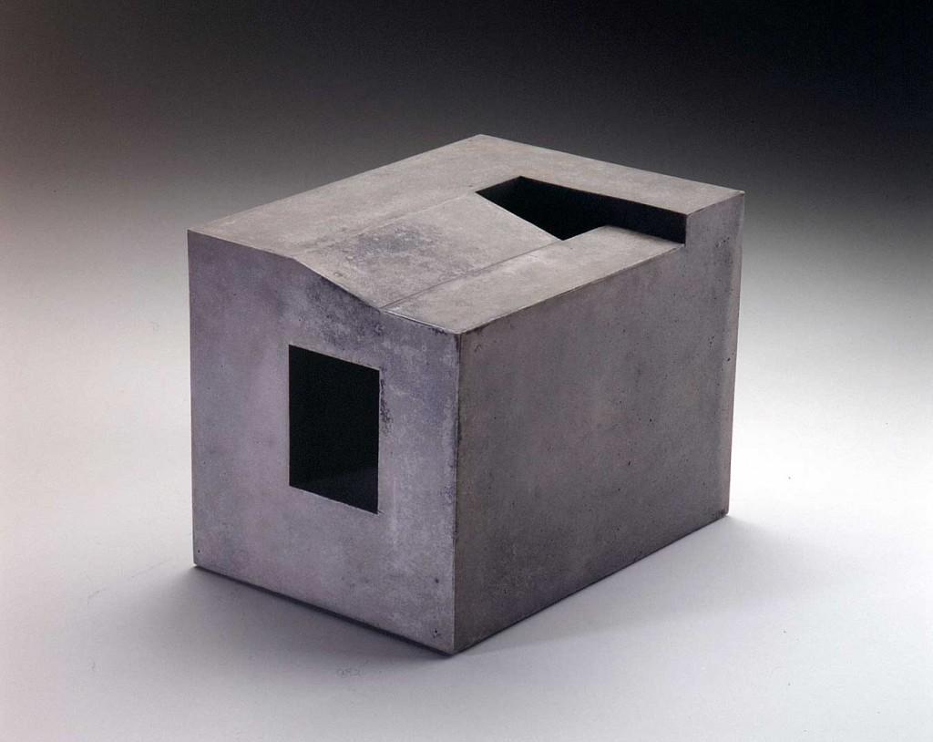 16_Architecture for the Look_Enric Mestre_escultura