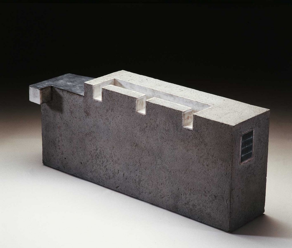 21_Architecture for the Look_Enric Mestre_escultura