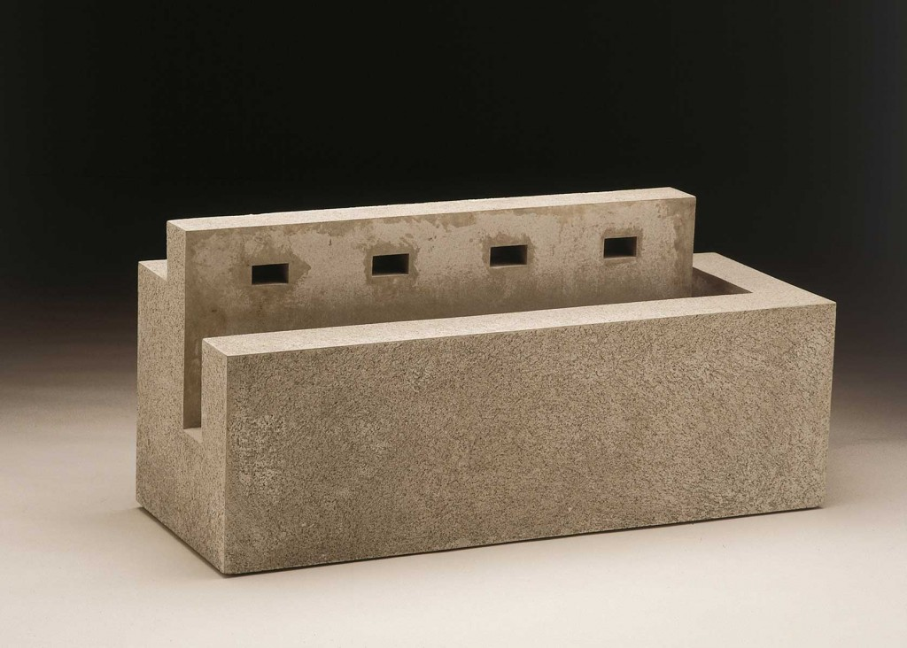 27_Architecture for the Look_Enric Mestre_escultura