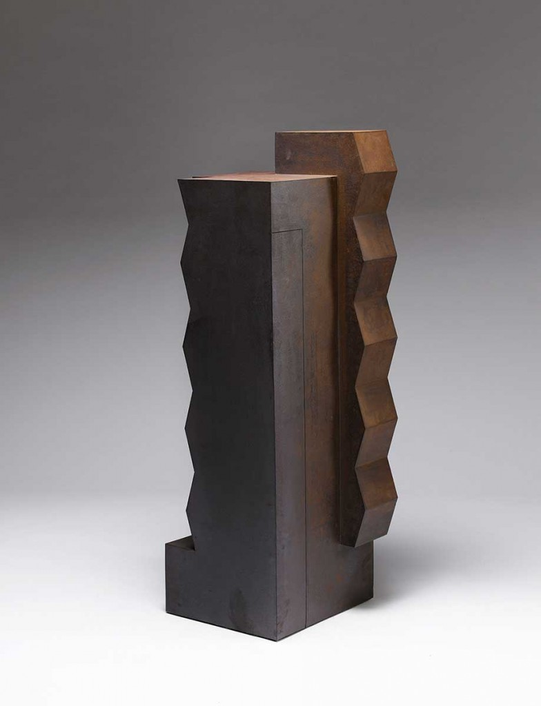 1_Arquitectura Enigmática_Enric Mestre_escultura