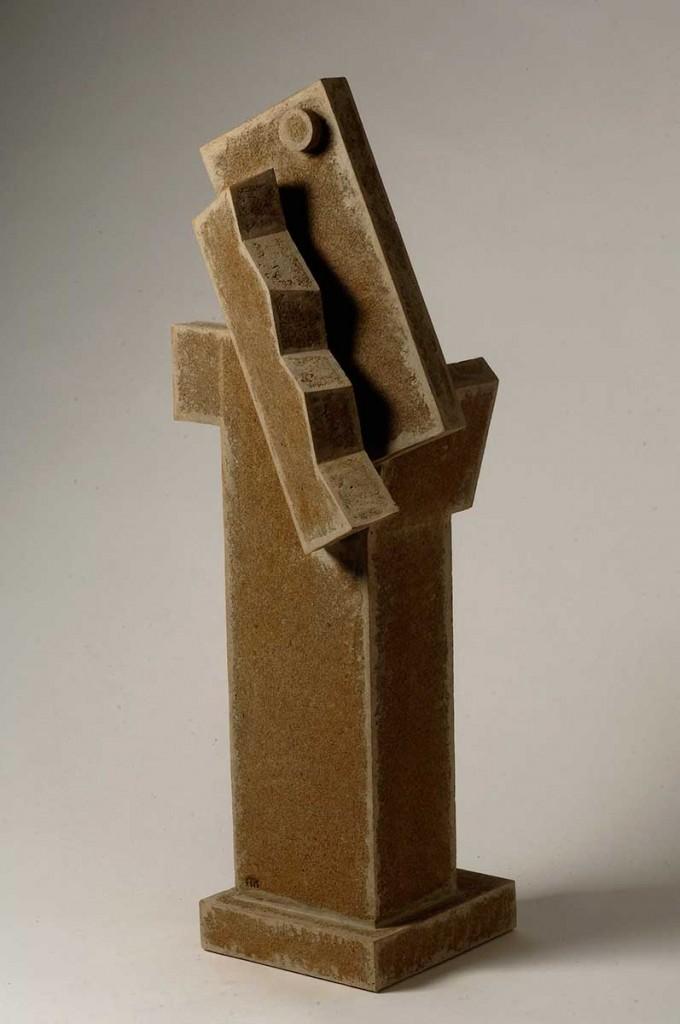 7_Arquitectura Enigmática_Enric Mestre_escultura