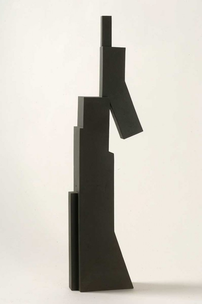 8_Arquitectura Enigmática_Enric Mestre_escultura