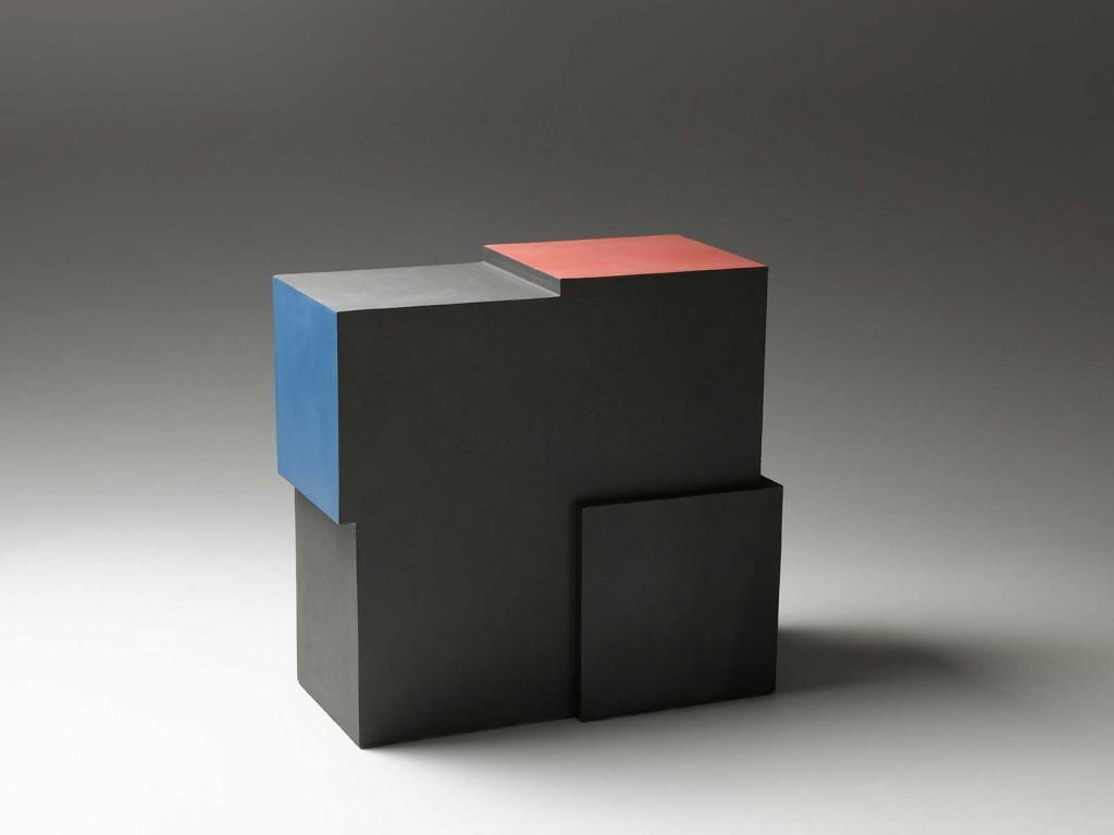8_Arquitectura Pintada_Enric Mestre_escultura