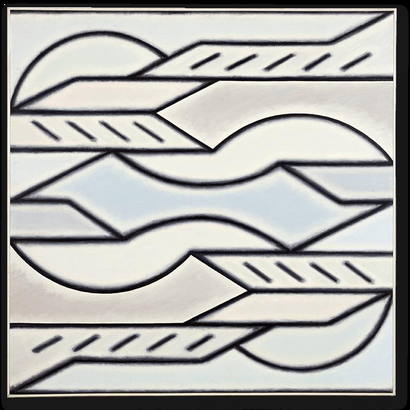8_Visión Geométrica_Enric Mestre_escultura