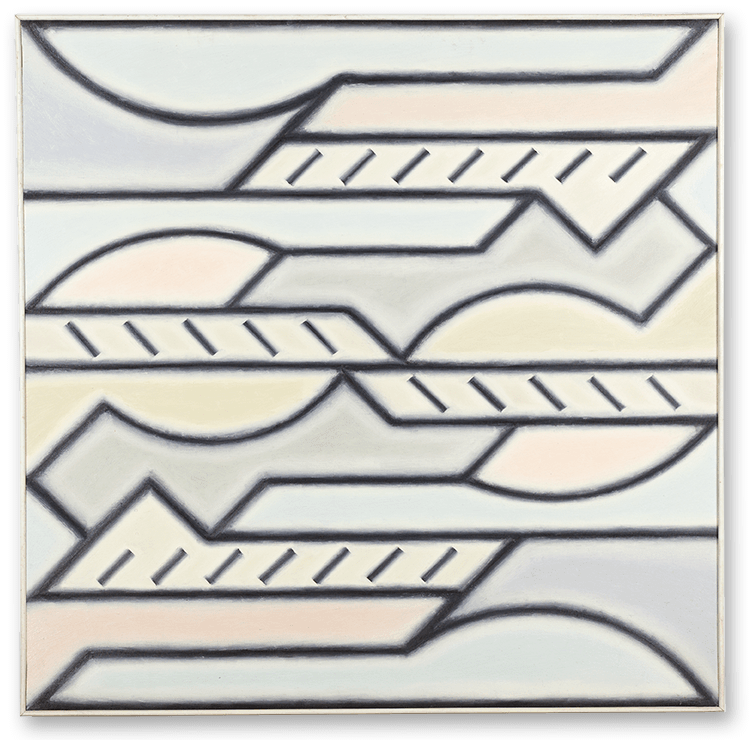 12_Visión Geométrica_Enric Mestre_escultura