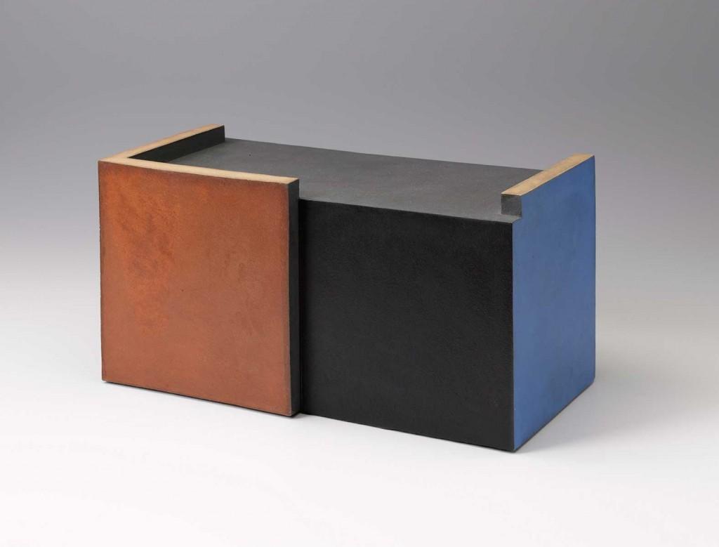 14_Arquitectura Pintada_Enric Mestre_escultura