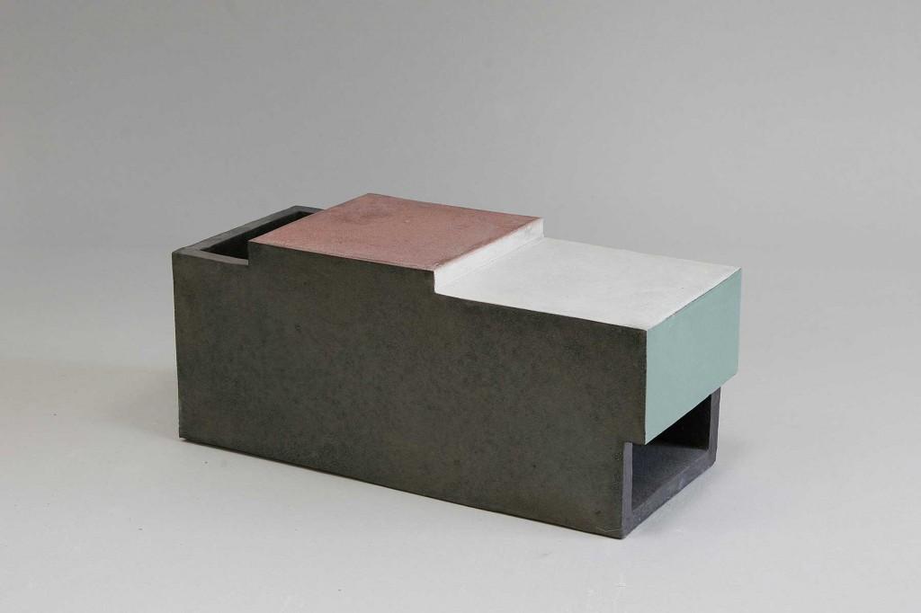 16_Arquitectura Pintada_Enric Mestre_escultura