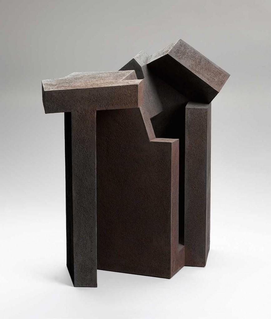 17_Arquitectura Enigmática_Enric Mestre_escultura