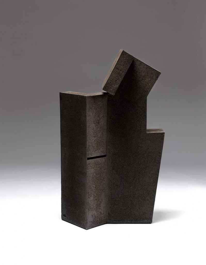 18_Arquitectura Enigmática_Enric Mestre_escultura