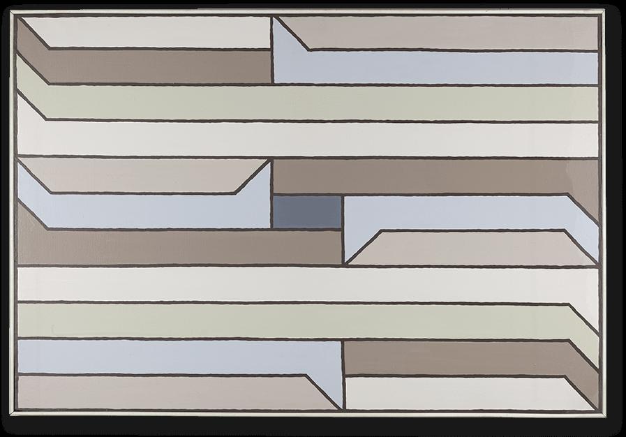 20_Visión Geométrica_Enric Mestre_escultura
