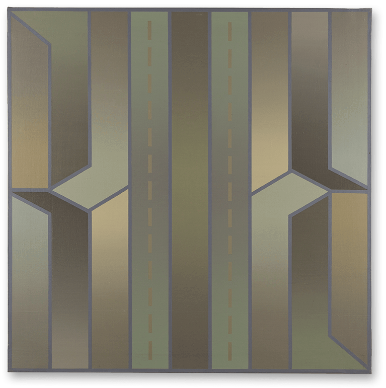 23_Visión Geométrica_Enric Mestre_escultura