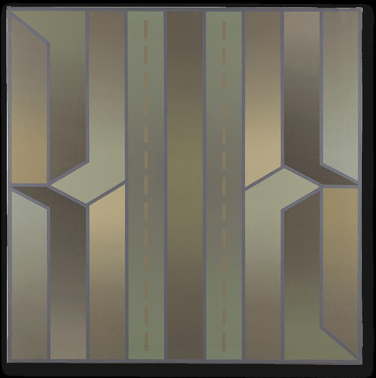 23_Geometric Vision_Enric Mestre_escultura