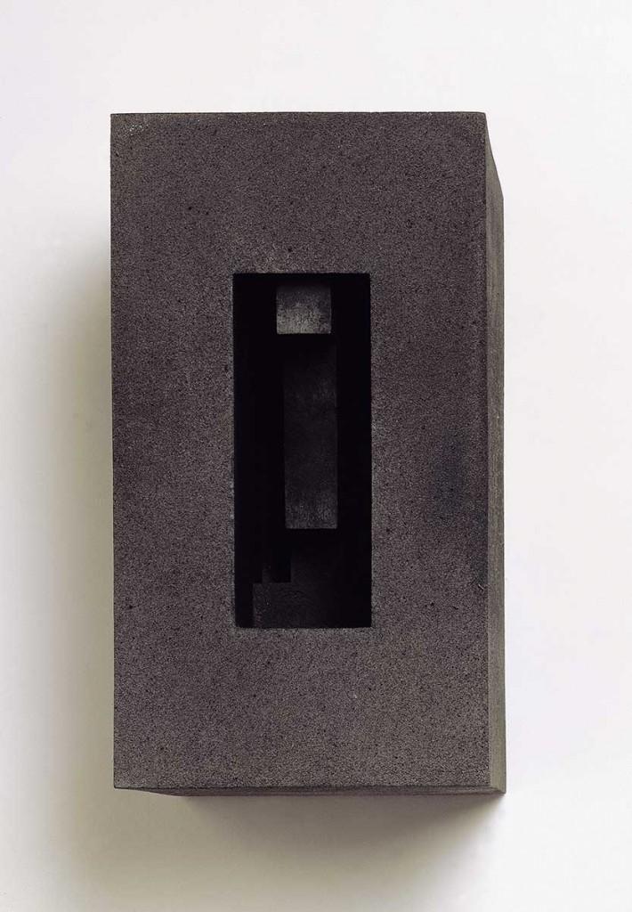 26_Para el silencio y la meditación_Enric Mestre_escultura