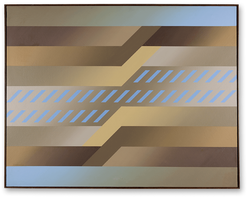 33_Visión Geométrica_Enric Mestre_escultura