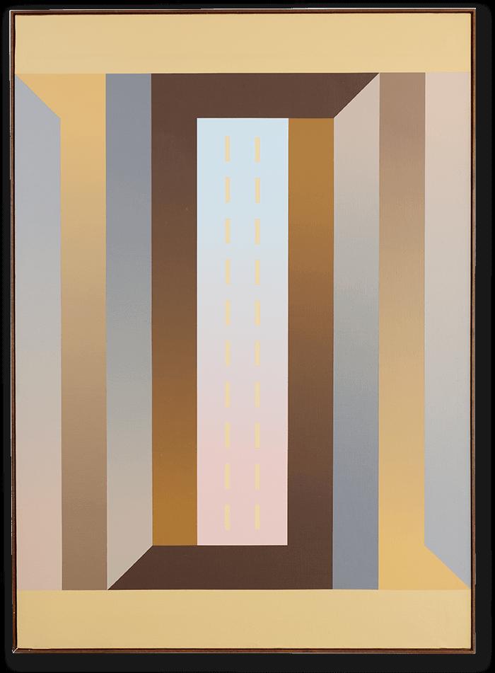 38_Visión Geométrica_Enric Mestre_escultura
